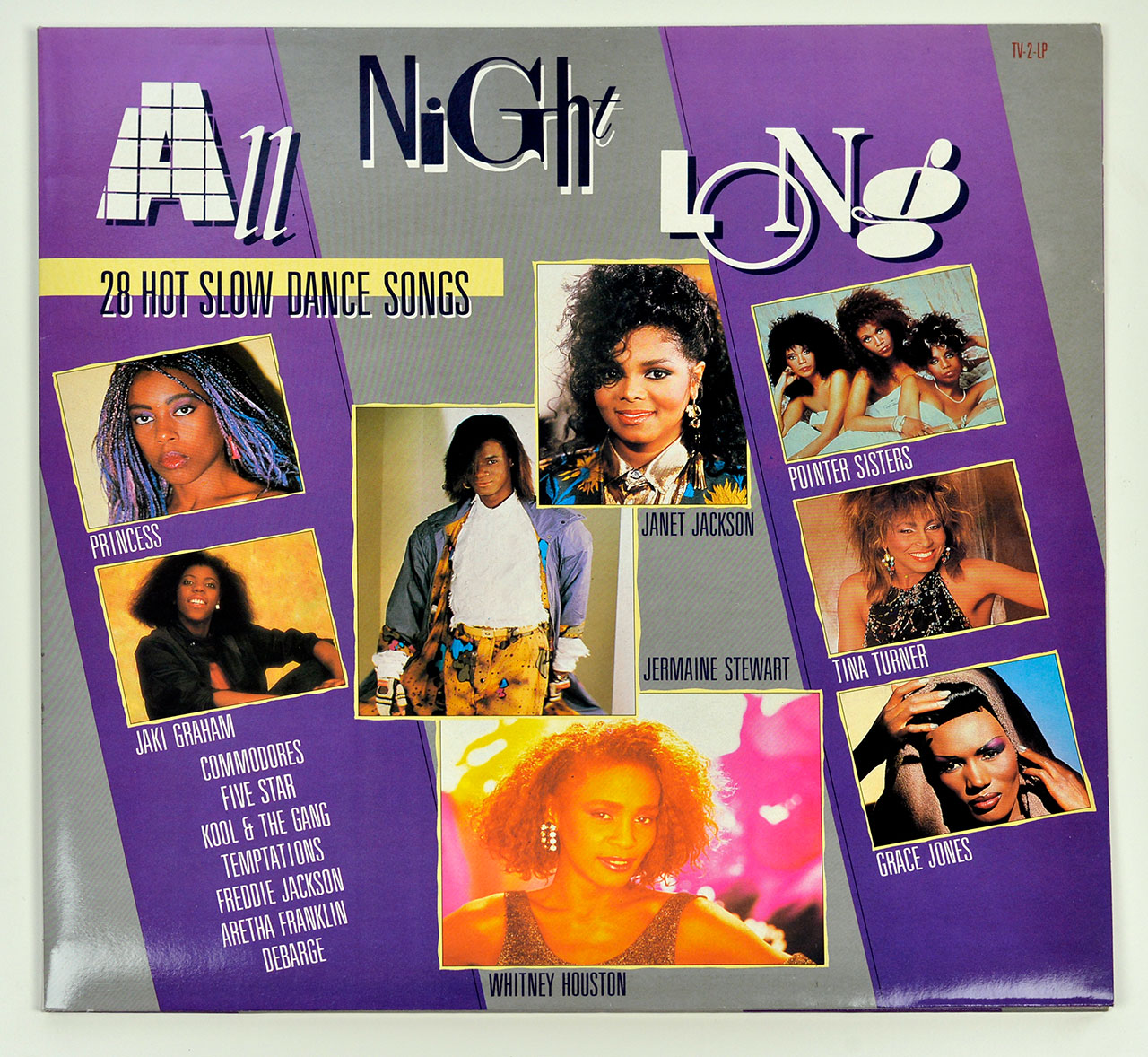 A0673 VA VARIOUS ARTISTS All Night Long
