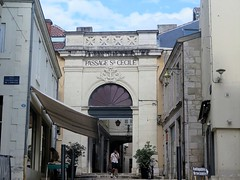 Périgueux, Ste Cécile passage in the historic city center - Photo of Périgueux