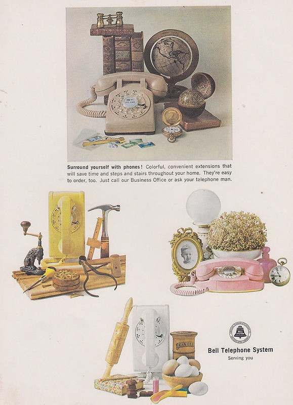 Bell Telephone System 1965