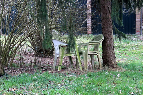 The chairs that time forgot