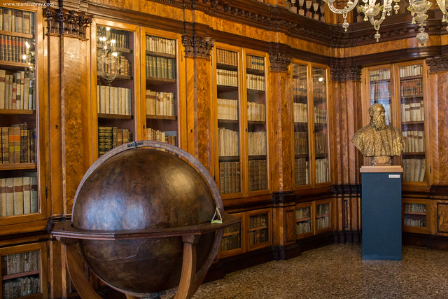 Biblioteca di Museo Correr