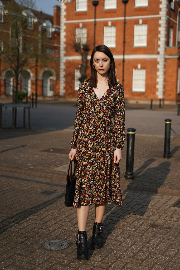 New Look Floral Dress 2