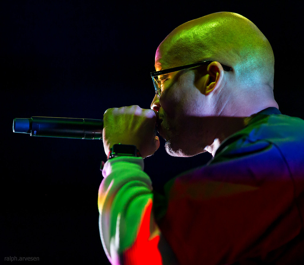 Warren G Performing At The Dell Diamond In Round Rock