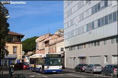 Heuliez Bus GX 317 - CAP Pays Cathare (Transdev) n°73021 / Tisséo n°7311