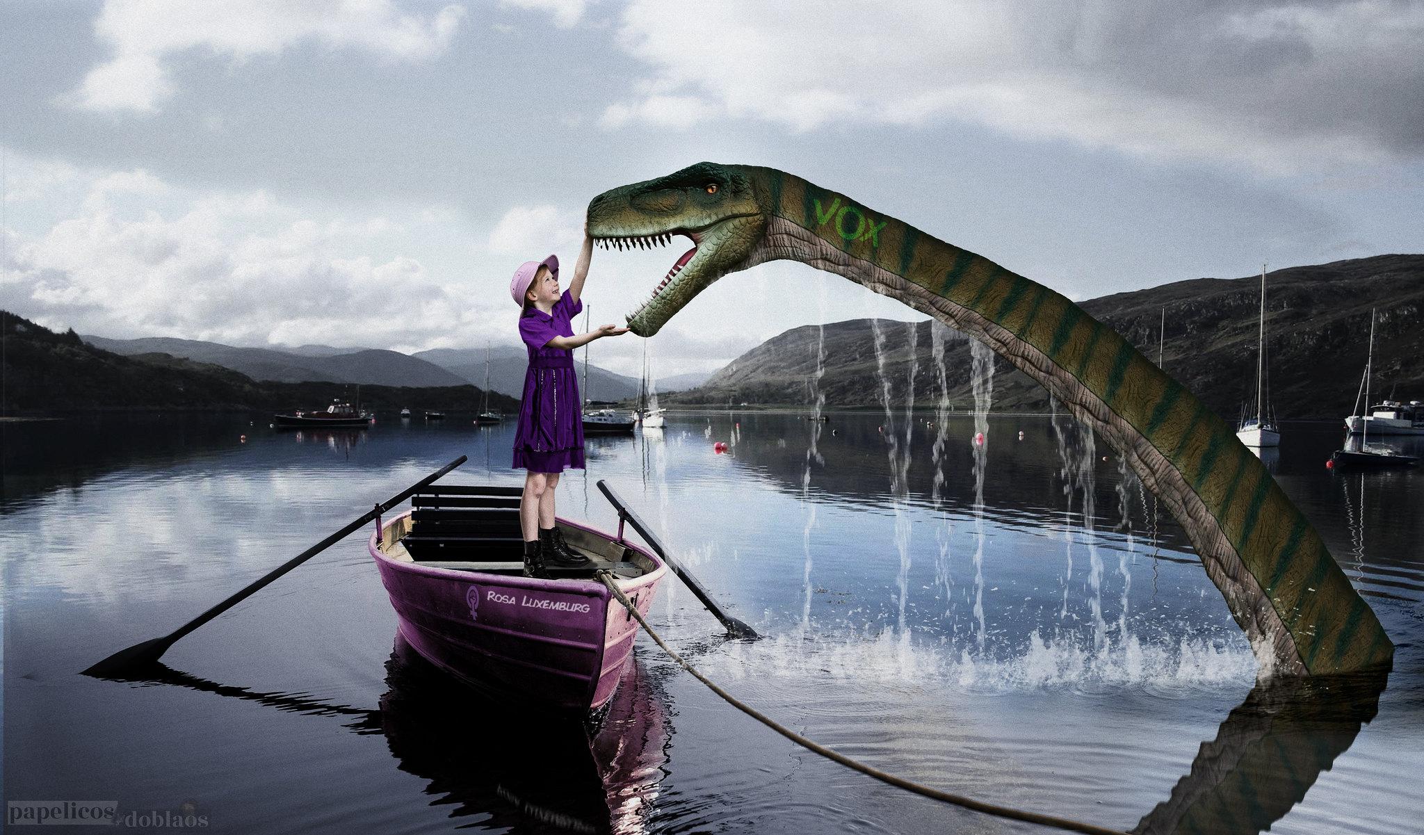 No existe el moustruo del lago Ness. La ideología de género tampoco.