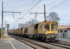 Train meuleur SPENO RR 48