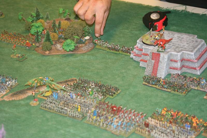 [4000 - Orcs+HL vs Khemri] La bataille des pyramides noires 32439626227_e61a1ae7f6_c