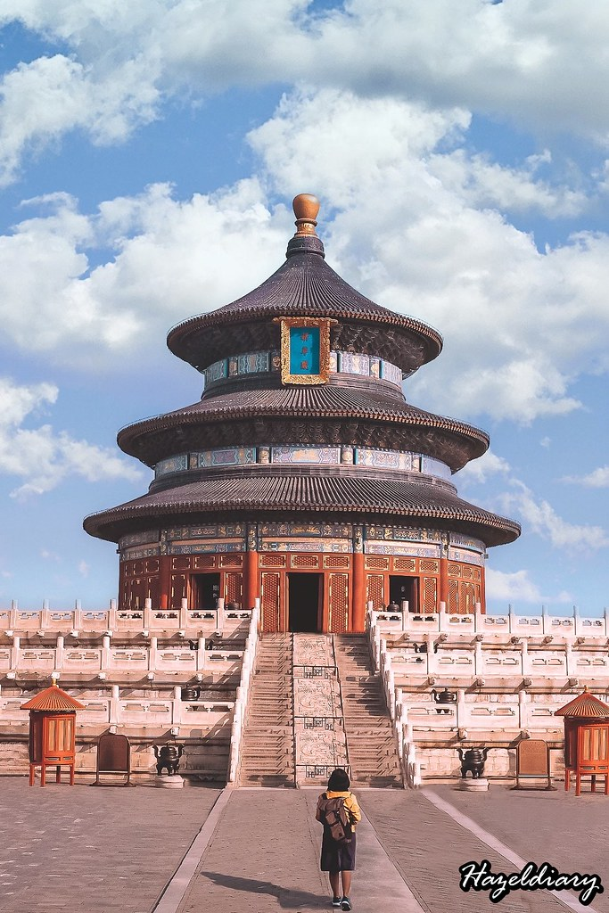 Temple of Heaven Beijing-Hazeldiary