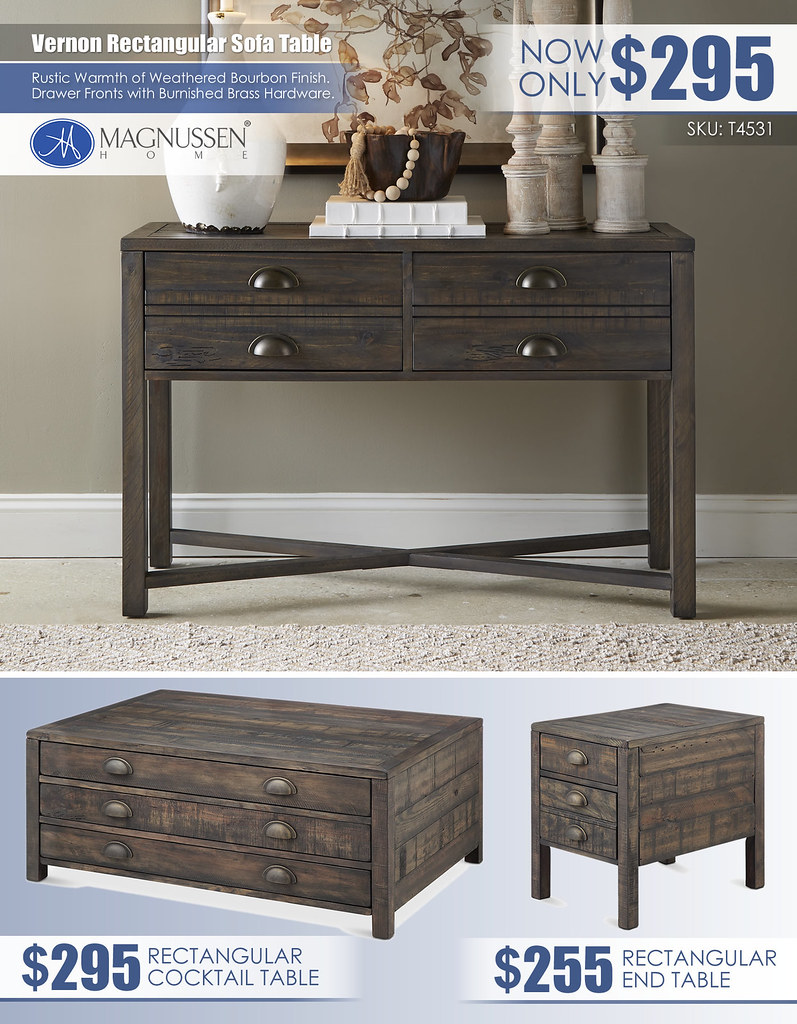 Vernon Table Collection_T4531