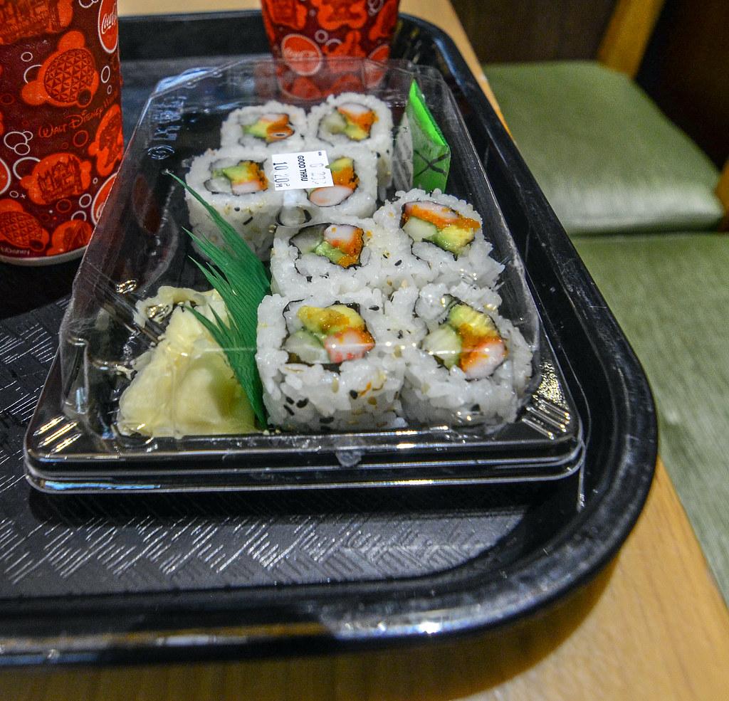 Sushi Katsura Grill Epcot