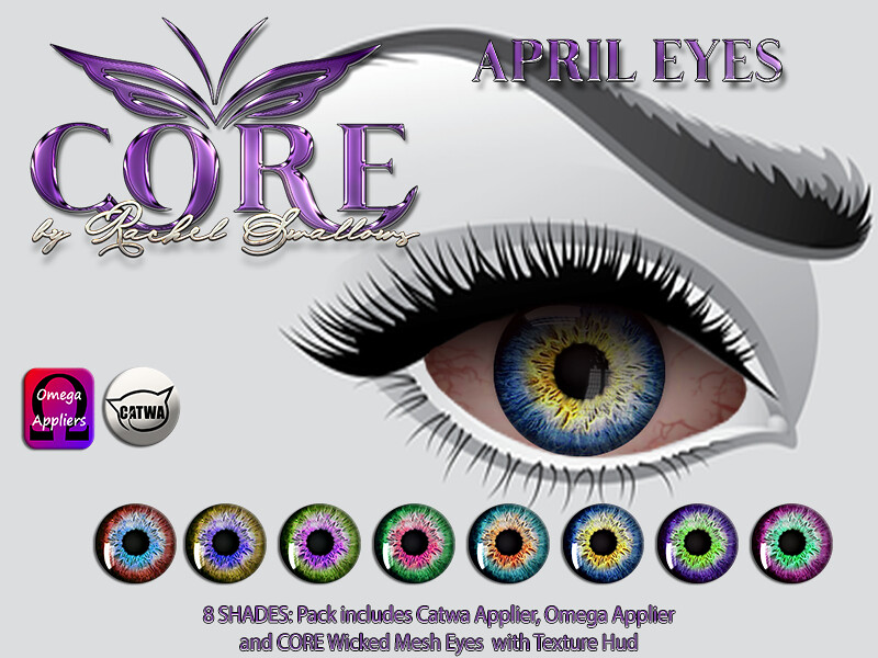 CORE APRIL EYES