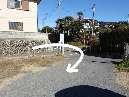 埼玉県朝霞市田島公園 わくわく田島緑地 駐車場