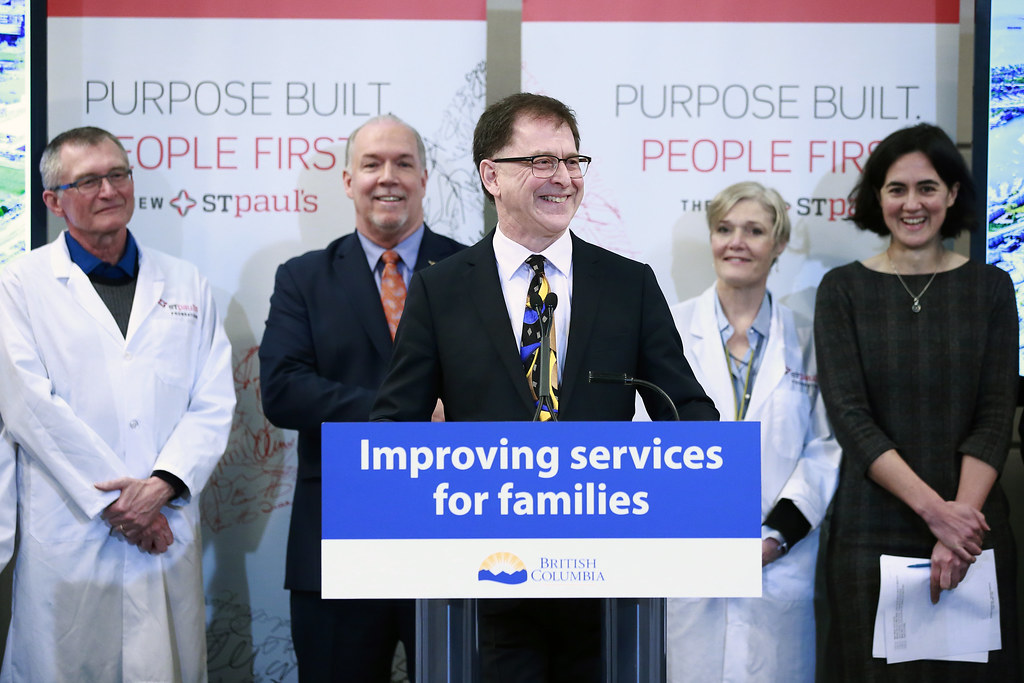 Improved access to life-saving health care is on the way to downtown Vancouver with the approval of the business plan for a new St. Paul's Hospital.