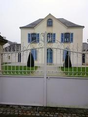 Maison de maître à Languidic (Bretagne, Morbihan, France)