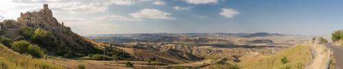 Craco e la valle dei calanchi