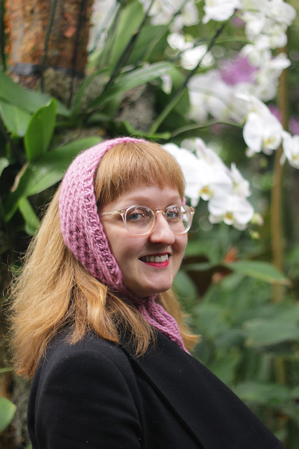 Portsmouth Skating Hat by Julie Bierlein in West Yorkshire Spinners Re:treat