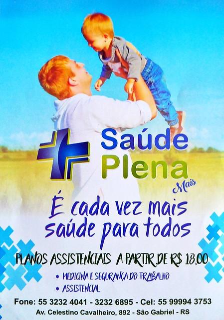 Saúde Plena Mais, mais saúde para você em São Gabriel
