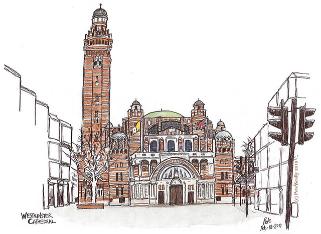 Westminster cathedral , London
