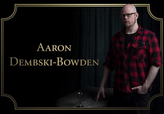 Аарон Дембски-Боуден | Aaron Dembski-Bowden
