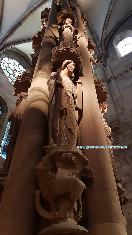Pilier des Anges Strasbourg
