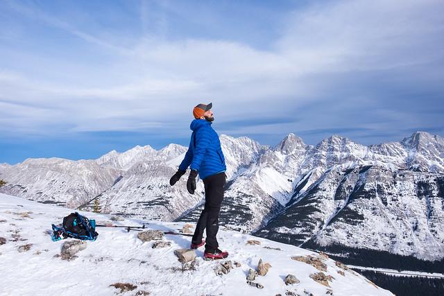 Snowshoeing - Little Lawson - Jan 2019-12