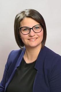 L'assessore ai lavori pubblici, Anna Maria Latrofa