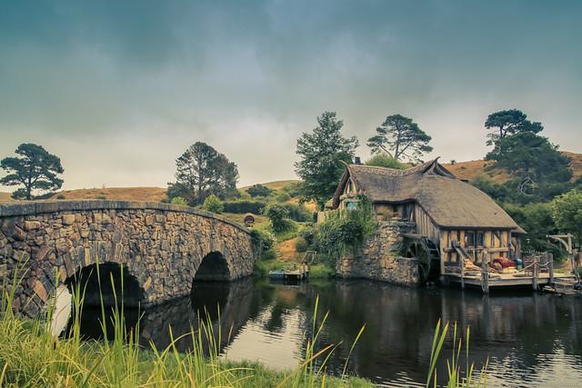 Bridge in Hobbiton