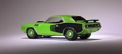 1971 Plymouth 'cuda (GYC)