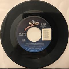 MICHAEL JACKSON:BLACK OR WHITE(RECORD SIDE-B)