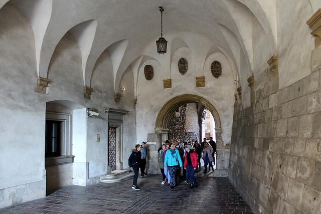 Castillo de Cracovia