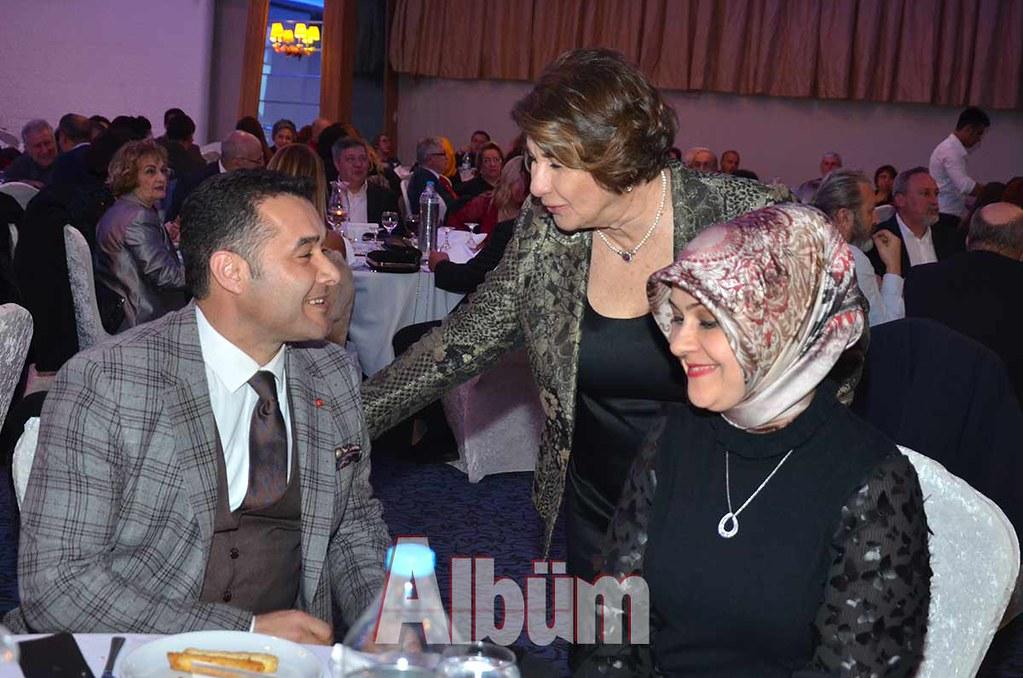 Adem Murat Yücel, Nilgün Özcan, Yıldız Yücel