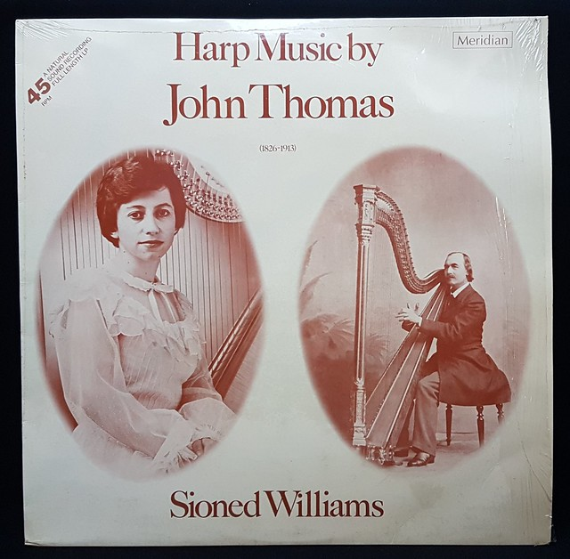 Harp Music by John Thomas