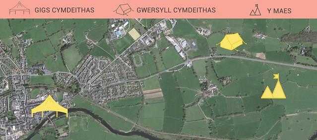 MAP GWERSYLL CYI