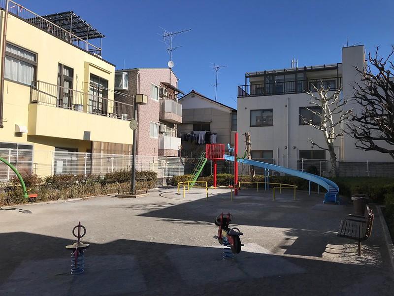 荒川区東尾久 尾久第五児童遊園