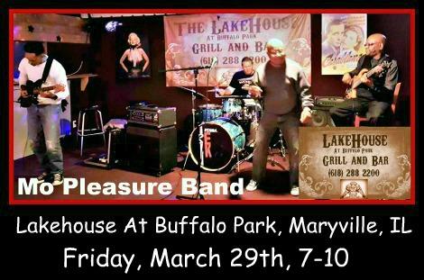 Mo Pleasure Band 3-29-19