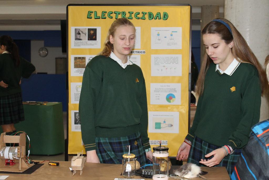 Inventos de las alumnas de 4º ESO