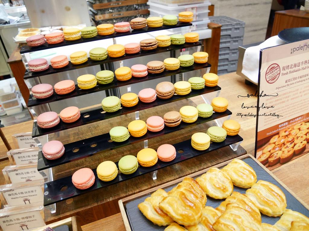 台北大直美福大飯店palette彩匯自助餐廳下午茶吃到飽buffet蛋糕甜點馬卡龍 (2)