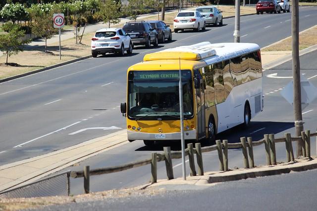 Mitchell Transit bus, Seymour