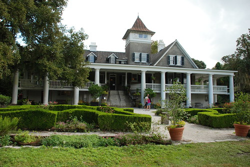 Home at Magnolia Plantation. From History Comes Alive in Charleston