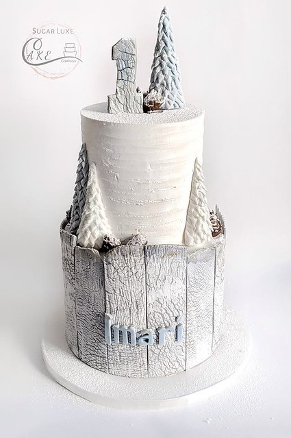 Cake by Sugar Luxe Cake Company