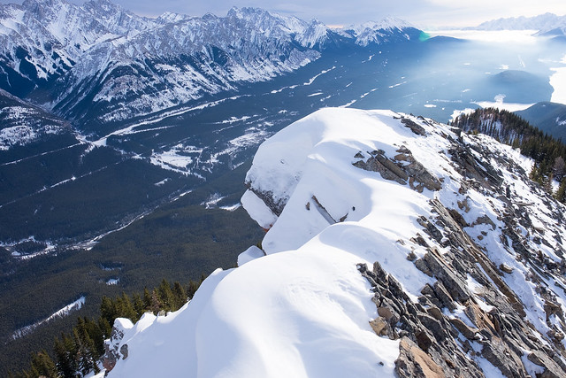 Snowshoeing - Little Lawson - Jan 2019-8