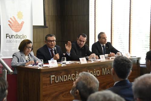 """Seminário """"Previdência e bem-estar social: construindo um Brasil mais justo"""" - 19/3/2019"""