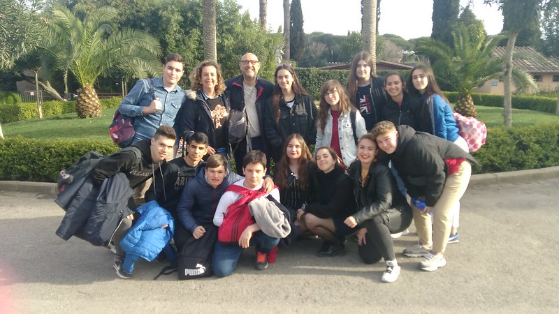 Viaje a Roma 2019