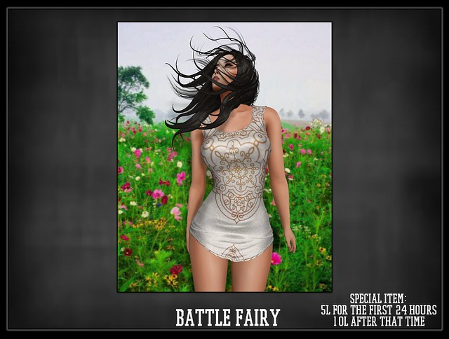 Battle Fairy 5L Wednesday Special