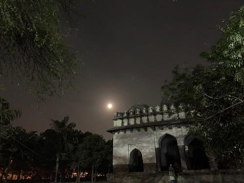 City Monument - Barah Khamba, Hazrat Nizamuddin Basti