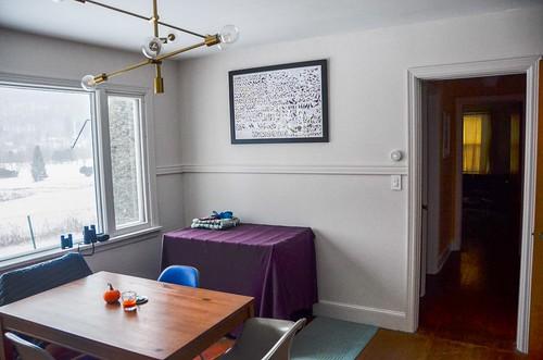 Repaint - Dining Room