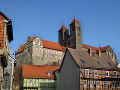 2016 Thüringen, Quedlinburg, Wernigerode