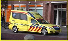 Dutch Ambulance Utrecht.