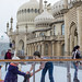 Brighton Royal Pavilion ice skating