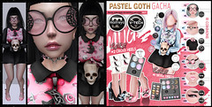 Mug - Pastel Goth Gacha (1)
